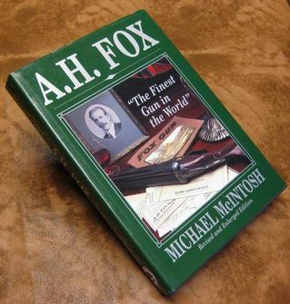 A,H. Fox Book by McIntosh.....THIS COPY JUST ARRIVED!!!