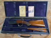 A fantastic Savage Model 1899 Combination Set- .300 Savage & .410 Collection Qualilty